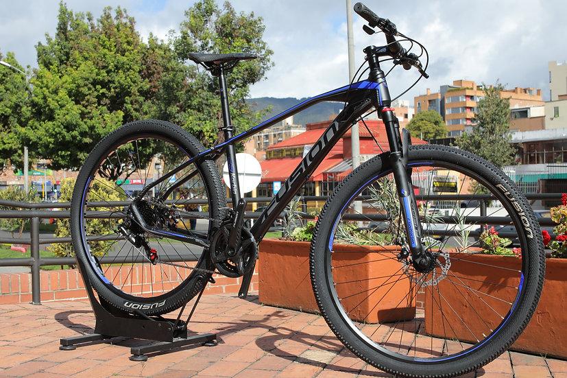 Bicicleta FUSION- Azul