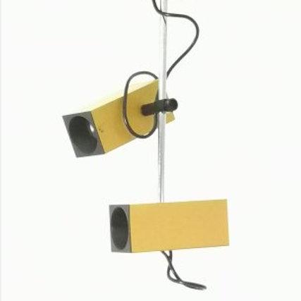 Suspension spot jaune