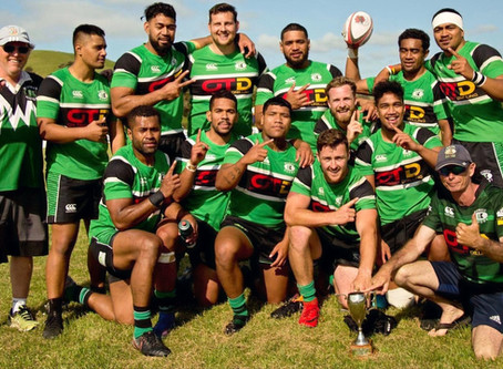 Kumeu Rugby are Champions