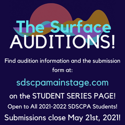 The Surface Auditions