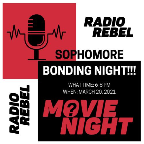Sophomore Bonding Night