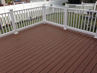 Repair or replace: How to know when it's time for a new deck
