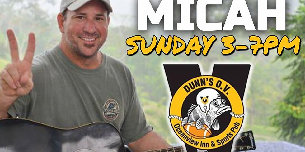 The OceanView Inn & Sports PubLive Music with Micah - Sunday