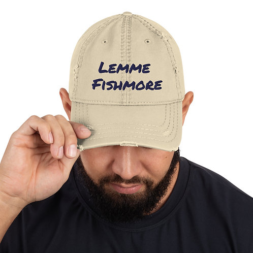 Lemme Fishmore Distressed Hat