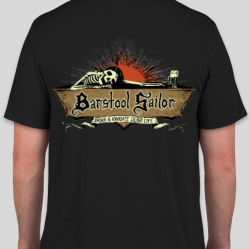 Thirsty Bones / Barstool Sailor Men's T Shirt