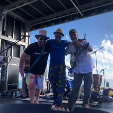 Micah, Hasan Bakr & Cliff Stutts