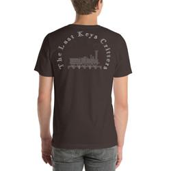Micah's Original Artwork Barstool Sailor Club Member T Shirt