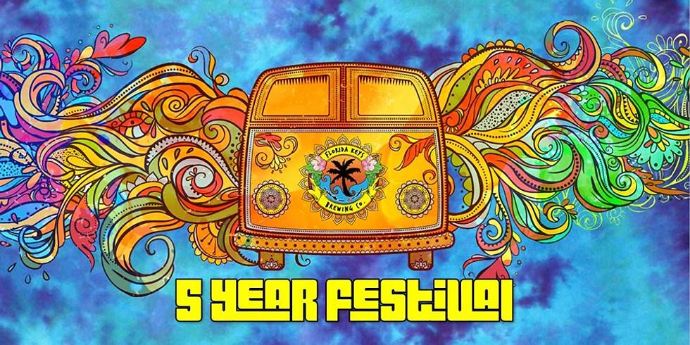 Florida Keys Brewing Company 5 Year Festival