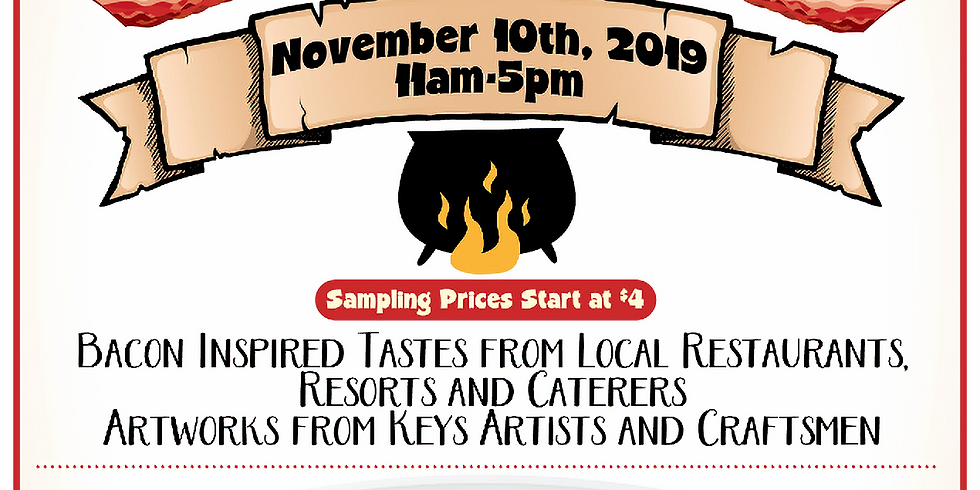BaconFest and Artshow