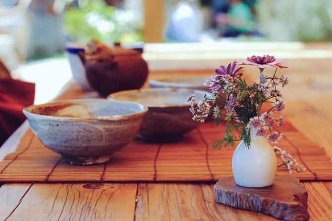Spring Equinox Tea Ceremony and Grief Circle