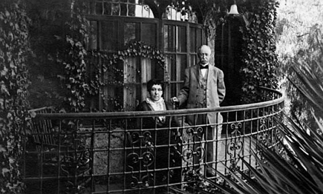 Love in Mid-Life: Charles and Florence Loring