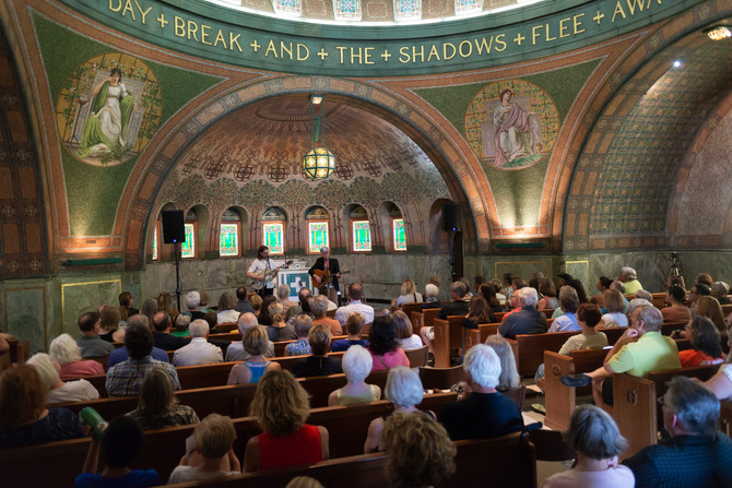 The Chapel: A Heavenly Setting for Moving Music