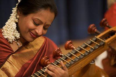 Music in the Chapel: Nirmala Rajasekar and Friends