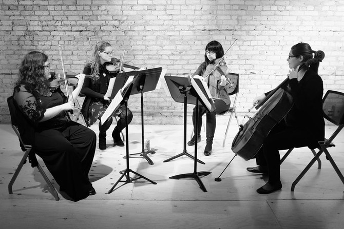 Music in the Chapel: Mill City String Quartet