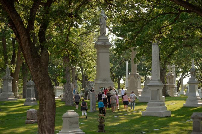 Learn @ Lakewood: The Spaces We Set Aside - Cemeteries, Past and Present