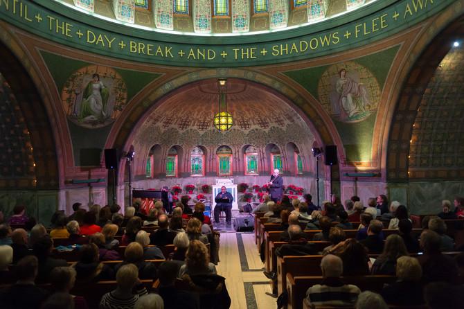 Music in the Chapel: Robert Robinson
