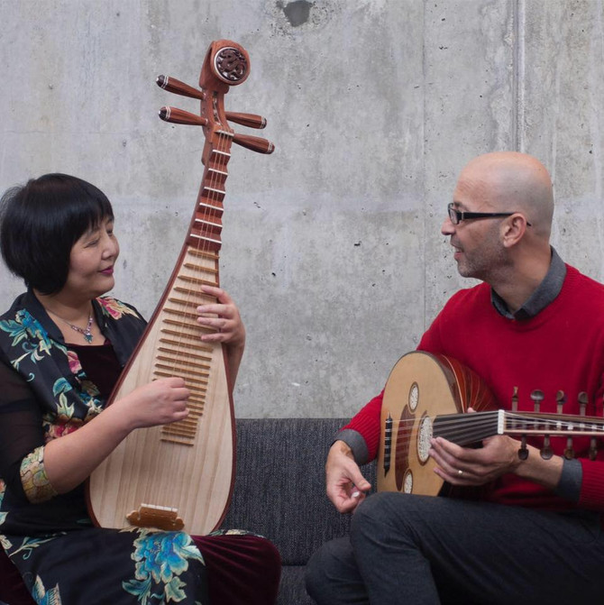 Music in the Chapel: Issam Rafea and Gao Hong Duo