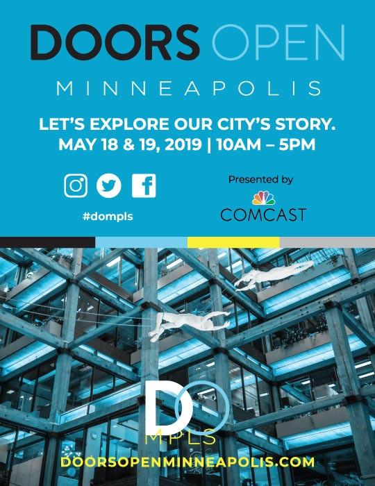 Doors Open Minneapolis