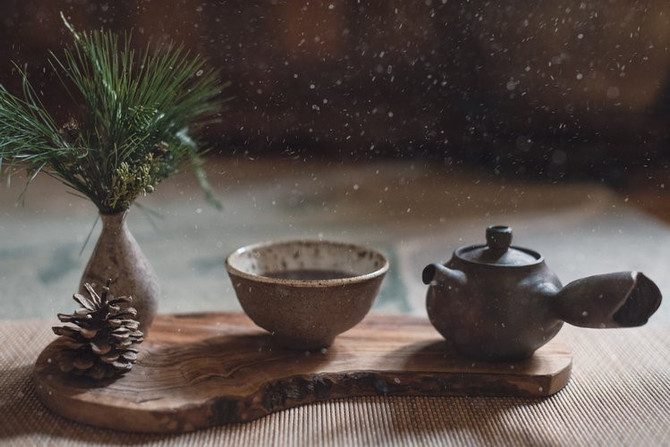 Winter Solstice Tea Ceremony and Grief Circle