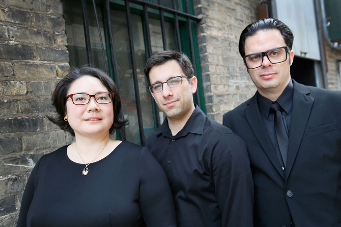 Music in the Chapel: Flying Forms