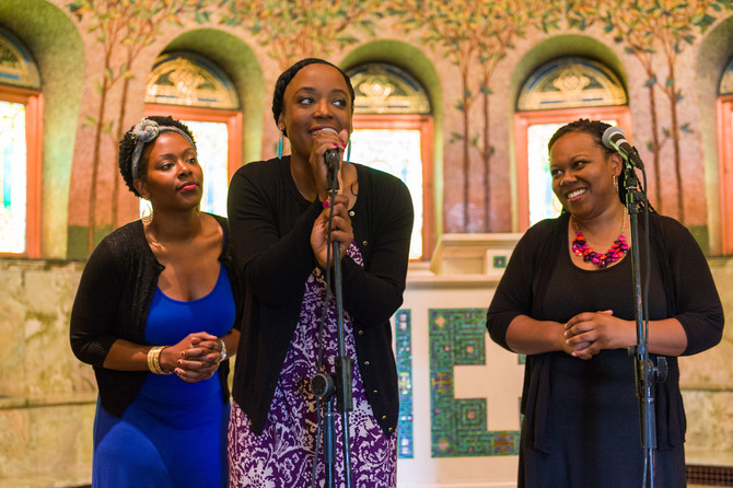Music in the Chapel: SeVy
