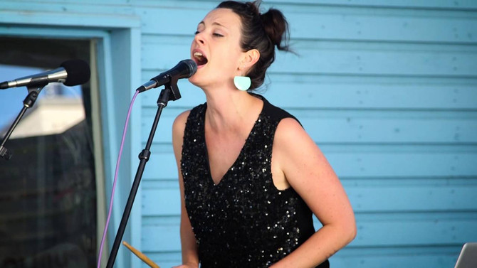 Music in the Chapel: Aby Wolf