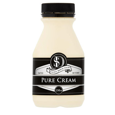 Saint David Dairy / Pure Cream / 250mL