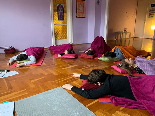 Stresszkezelési tréning tiniknek - relax