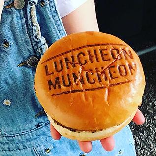 ISO Gourmet Burger by Luncheon Mucheon