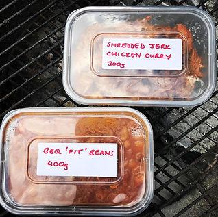 BBQ food take away - Luncheon Muncheon Fleet