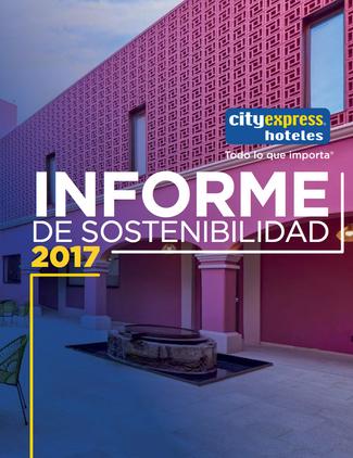 INFORME DE SOSTENIBILIDAD: HOTELES CITY EXPRESS 2018