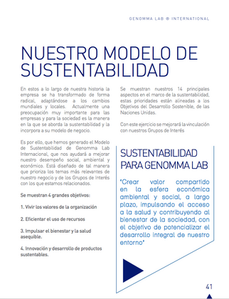 PROYECTO INFORME ANUAL: GENOMMA LAB 2018