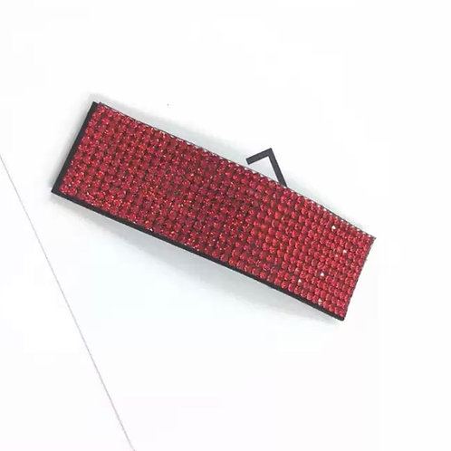 Single Hair Clips Red