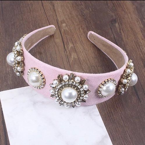 GC Pink Headband