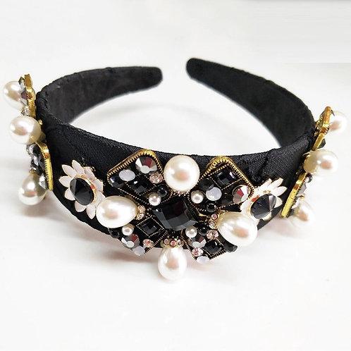 Marnie Headband Black