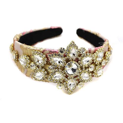 Shayla Headband Pink