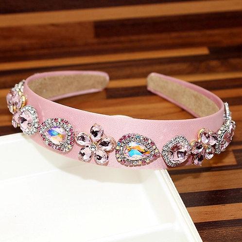Sonya Headband Pink