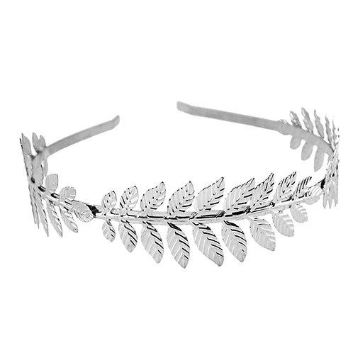 Leaf Crown/Tiara Silver