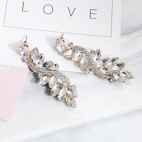 Neve Earrings Gold