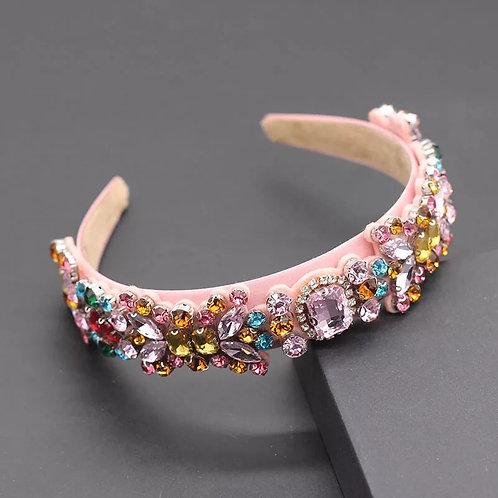 Summer Headband Pink