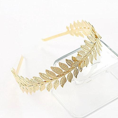 Leaf Crown Gold
