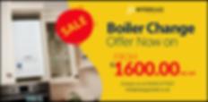 Boiler Change Offer