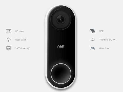 Nest Door bell