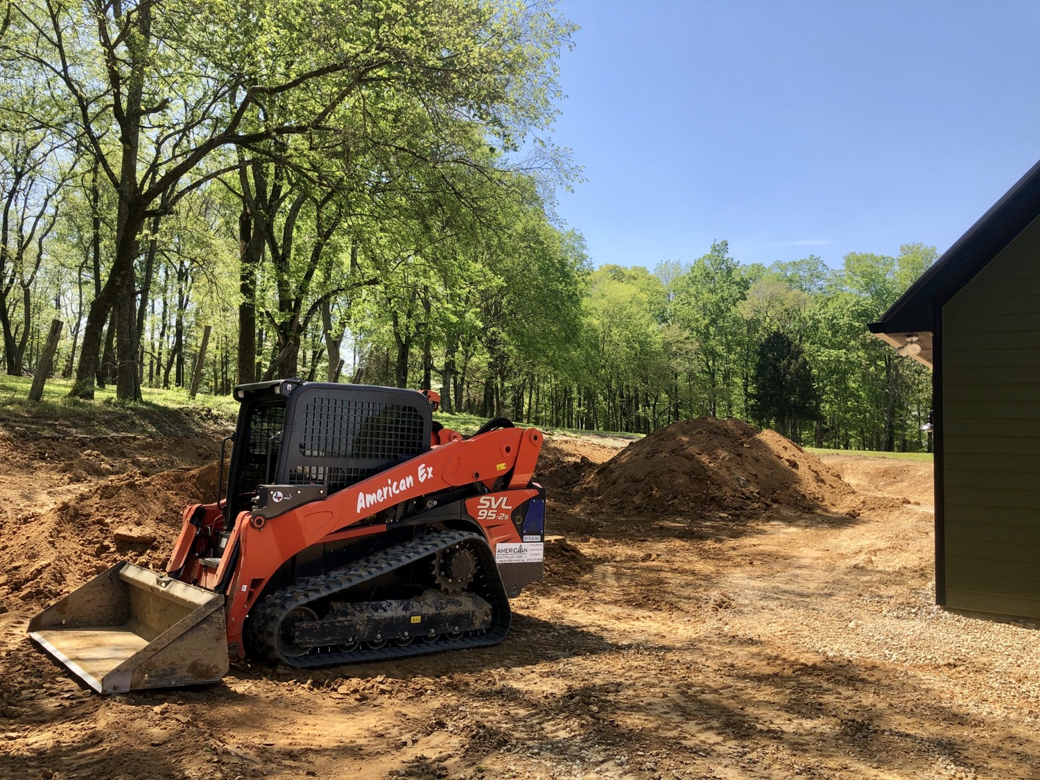 American Excavation, LLC Land Clearing S