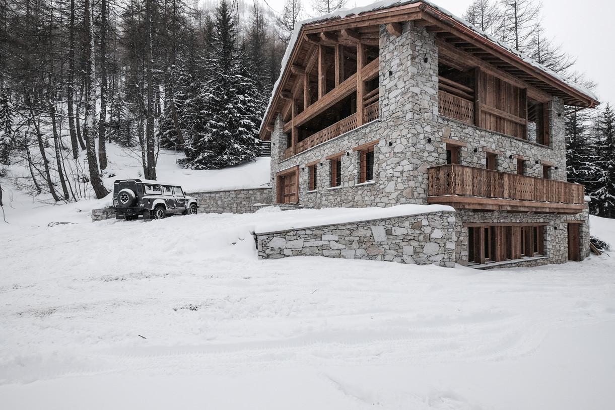 Chalet Inoko à Val d'Isère