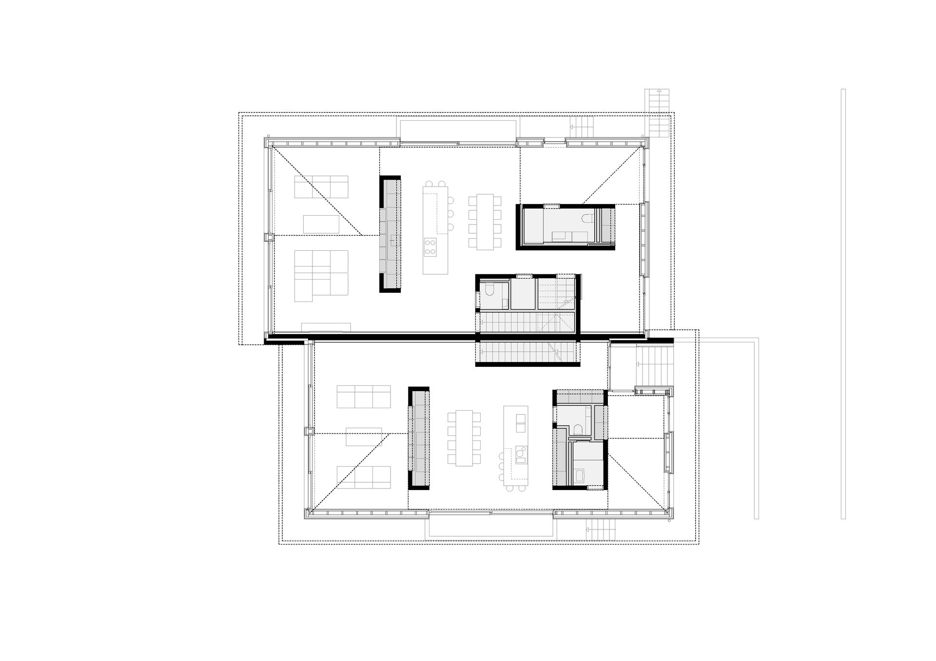 Villa Versoix architecte Genève_13