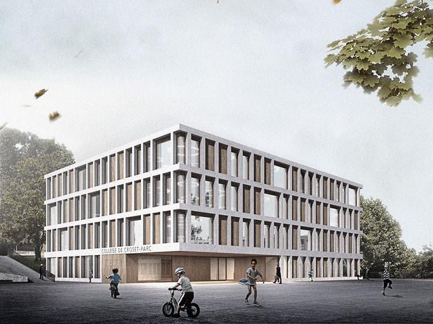 Collège de Croset-Parc - Ecublens