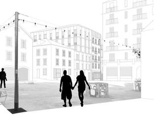 Logements et maison de quartier - Genève