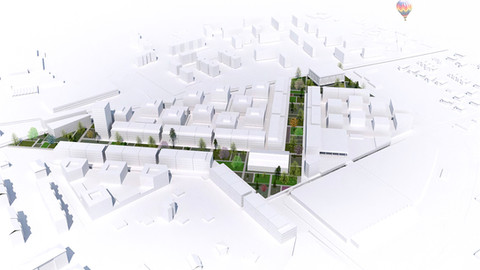 Eco-Quartier de Clos-Donroux - Monthey