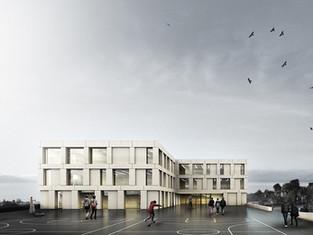 Centre scolaire Belvédère - Lausanne